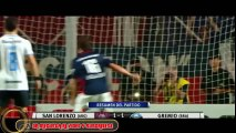 RESUMEN Y GOLES EN HD Copa Libertadores 2016- San Lorenzo vs Gremio 1-1