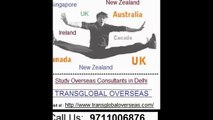 Study Abroad Consultants in Delhi, Overseas Education Consultants in Delhi