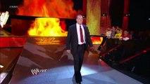 Big Show vs. The Shield & Randy Orton - 4-on-1 Handicap Match- Raw, Nov. 4, 2013