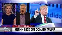 Glenn Beck reacts to Trumps attacks after endorsing Cruz