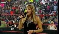 WWE Raw  HQ Triple H vs. Randy Orton WWE Championship Match Last Man Standing Part 1 full HD