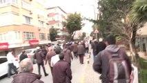 Bakırköy'e Gelen Grupların Alana Girişine İzin Verilmedi