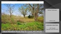 Blue Meadow Road, Bay St. Louis, MS 39520