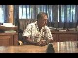 LEGISLATIVES - UPLD : OSCAR TEMARU - QUESTION 5