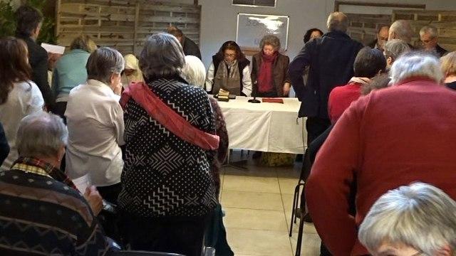 Rencontre inter-religieuse 2016 à la synagogue 7-Chant final