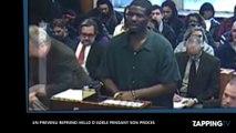 En plein procès, un prévenu reprend une chanson d'Adele pour s'excuser (Vidéo)