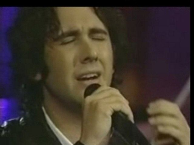 Josh Groban Live on Regis & Kelly Show