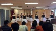 Bayview Art School Ballet Performance -Serenade