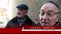 Ors: Jacky Duminy, maire, évoque le passage des troupes de Rommel durant la seconde guerre mondiale