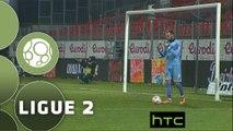 Stade Brestois 29 - Dijon FCO (0-0)  - Résumé - (BREST-DFCO) / 2015-16