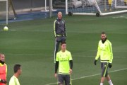 Benzema regresa al Bernabéu para intentar ganar al Sevilla