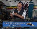 Volante magnético moto (PUMA) - Caja velocidades moto CUB [2012-10-07]