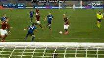 Radja Nainngolan - GOAL - Roma 1-1 Inter 19.03.2016