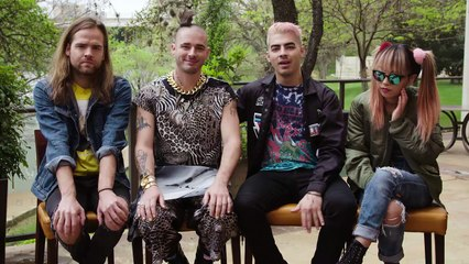 DNCE Interview - SXSW 2016