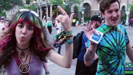 15 Second Snapshot - Street Life at SXSW 2016