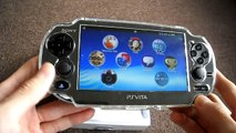 Review Sony Playstation Vita System Console PSV PSVita Call Of Duty Black Ops Declassified