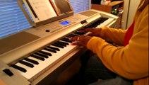 Ray Charles - Hit The Road Jack (piano tutorial)