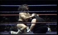 Crusher Blackwell vs Bruiser Brody (no dq match)