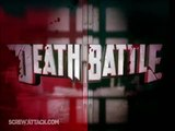 DEATH BATTLE - Batman VS Spider-Man fight