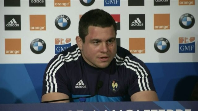 Rugby - Tournoi VI Nations - Bleus : Guirado «Des munitions perdues en touche»