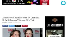 Gilmore Girls Reunion: Alexis Bledel And Kelly Bishop