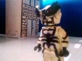 LEGO ANTI VENOM VS SPIDER-MAN AND DEADPOOL pt1 stop motion