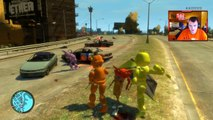 HULK MOD! (GTA IV) - video dailymotion