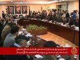 تشييع جنازة شخص قتل خلال فض اعتصام في الأردن