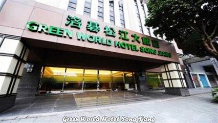 Hotels in Taipei Green World Hotel Song Jiang Taiwan