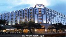 Hotels in Taipei The Riviera Hotel Taipei Taiwan