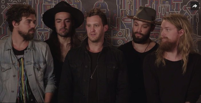 Grizfolk Interview - SXSW 2016