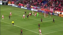 GOAL: Mike Grella equalizes for the Red Bulls - New York Red Bulls vs. Houston Dynamo -  MLS 19/03/2016