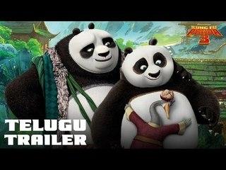 Kung Fu Panda 3 | Official Telugu Trailer | Releasing April 1