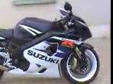 gex 750 modèle 2004 jantes blanches