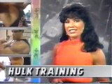 LOU FERRIGNO - HULK TRAINING - Bodybuilding Muscle Fitness