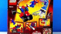 ◉ Обзор LEGO Marvel - Spider-Man vs. Electro stop motion build review┃ЛЕГО Марвел Человек-паук 76014