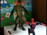 spiderman stopmotion part1