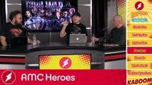 AMC Heroes - Marvel Skipping Comic Con? Batman V Superman Trailer Debut? Whos Directing Spider-Man?
