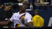 GOAL: Gyasi Zardes doubles up San Jose for a 2-0 Galaxy lead! - LA Galaxy vs. San Jose Earthquakes - MLS 19/03/2016
