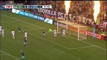GOAL: Andreas Ivanschitz blasts home a marvelous free kick - Seattle Sounders FC vs. Vancouver Whitecaps FC - MLS 19/03/2016