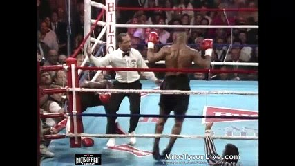 Mike  Tyson Stops Frank Bruno This Day in Boxing February 25, 1989  Historical Boxing Matches