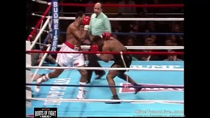 Mike Tyson KOs Larry Holmes This Day in Boxing January 22, 1988  Historical Boxing Matches