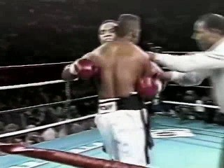Mike Tyson  vs.  Henry Tillman   1990-06-16  Historical Boxing Matches