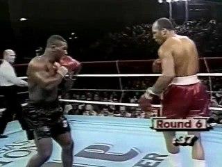 Mike Tyson vs. James 'Bonecrusher' Smith 1987-03-07  Historical Boxing Matches
