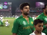 Did Shafqat Amanat Ali get national anthem 'wrong' at Pakistan, India clash?