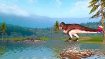 Dinosaurs Cartoon Short Movie | Amazing Dinosaurs Fights And Battles | Dinosaurs Movie For