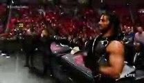 WWE Wrestling 2016 - Seth Rollins vs Brock Lesnar - Full Match -- WWE World Heavyweight Championship Match, 2015 - Video Dailymotion