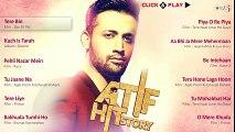 Atif Hit Story - Audio Jukebox - Best Atif Aslam Songs Non Stop -