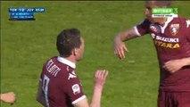 1-2 Andrea Belotti Penalty Goal Italy  Serie A - 20.03.2016, Torino FC 1-2 Juventus FC