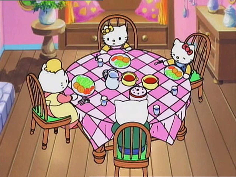 Dessin Anime Hello Kitty Les Bonnes Maniereshd Francais Star Dessin Anime Francais Dailymotion Video